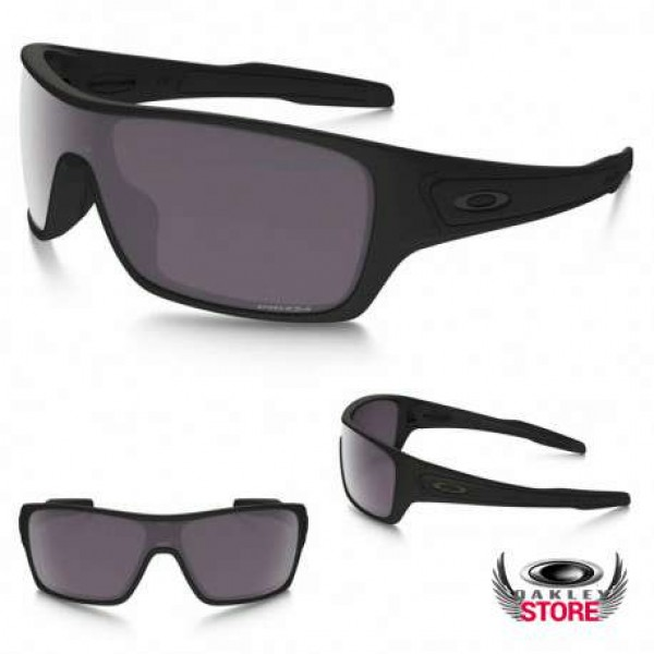 587929e64a Fake Oakley Turbine Rotor Matte Black   Prizm Daily Polarized High ...