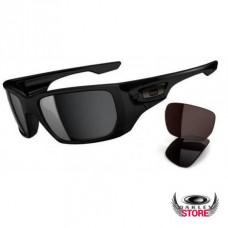 b8bc5167cd2 Fake Oakley Style Switch Polished Black   Black Ir..