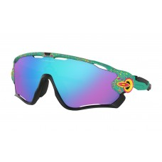 e7ec42a3a13 Fake Oakley Jawbreaker Splatterfade Collection Cel.